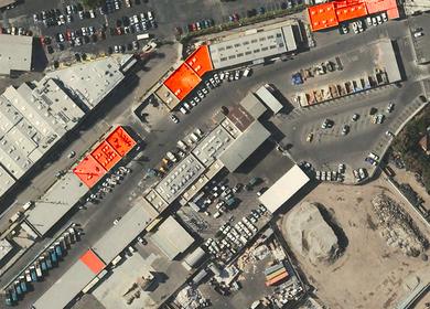 Santa Monica City Yards