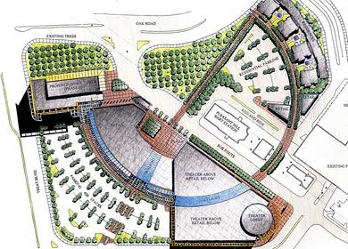 BART mixed-use project