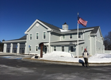 2012 Groton Center Fire Station