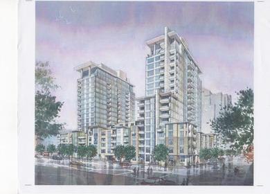 Little Italy Residential Towers / Aqua Vista, San Diego, CA