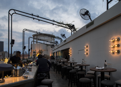Capitole Rooftop Restaurant & Lounge