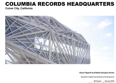 Columbia Records Headquarters