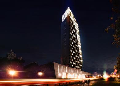 Office Tower Astana City Center