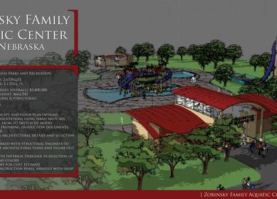 Zorinsky Family Aquatic Center