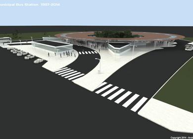 IMBS - Inter-Municipal Bus Station 1997-2014.