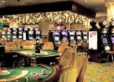 Hotel to Casino Renovation