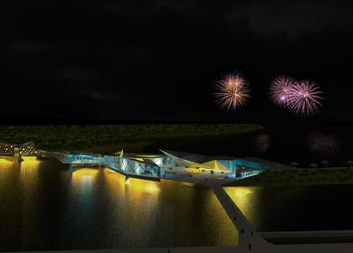 Urbanized Bridge-Thesis 2011