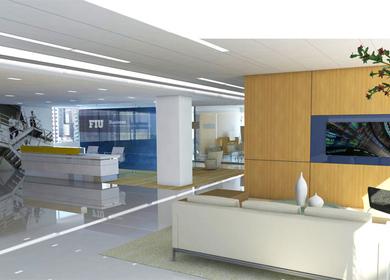 F.I.U. Executive Offices at Brickell