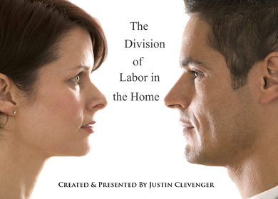 Sociology PowerPoint Presentation - The Division of Labor in the Modern Home