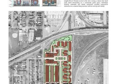 Park Place Residential Development, USA