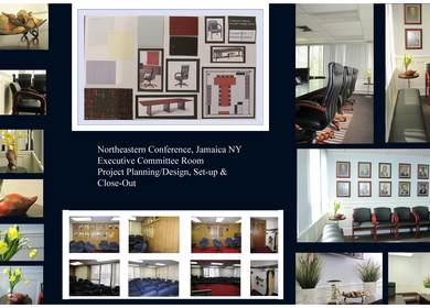 Northeastern Conference Executive Committee Room