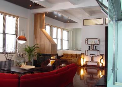 Chelsea Penthouse Loft