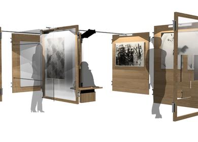 Photography Display Unit