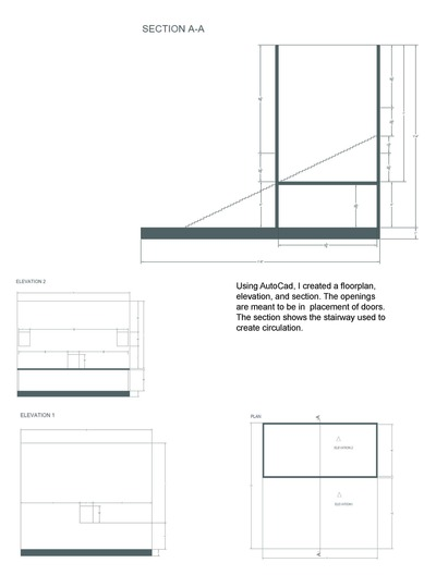 Library Plan-AutoCAD