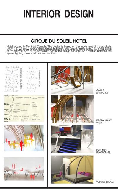 Cirque du Soleil Hotel