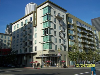 Mixed-Use Condominium 'Market @ 9th & Flower'