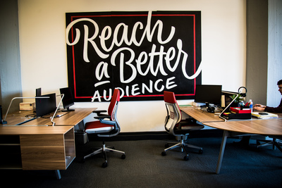Digital Branding Startup Office