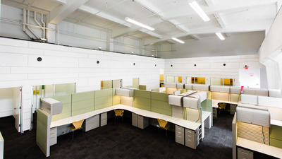executive office renovation