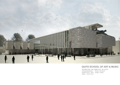 Quito School of Art and Music