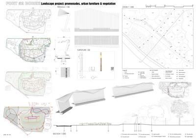 FORT 52 BOREK (PK, 2013) Landscape architecture