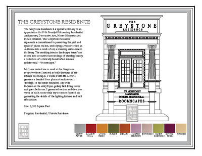 The Greystone Residence