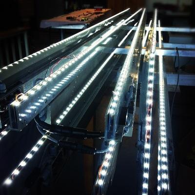 Line (Re-fabrication)