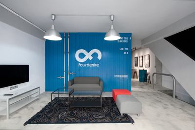 Fourdesire New Office
