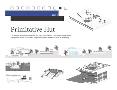 Primitative Hut