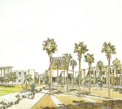Rancho Mirage Civic Center / 1990-1991