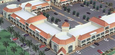 Governors Square Office Retail Project