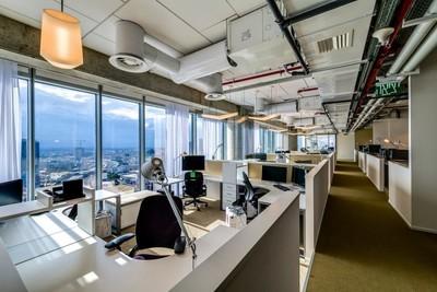 Google headquarters in Tel-Aviv