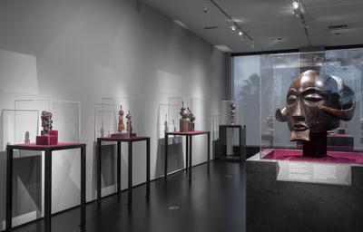 African Galleries, LACMA