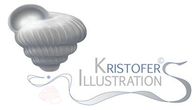 Kristofer Illustrations Logo