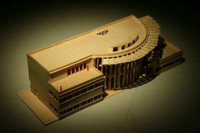 architectural study center
