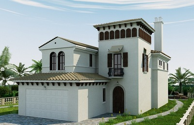 Haiti House
