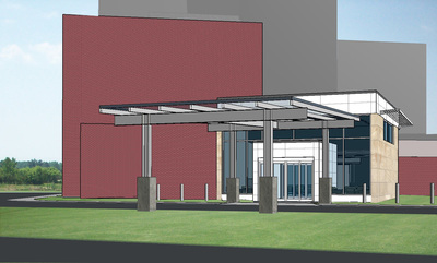 New Entry at Wilmington Veterans Affairs Medical Center