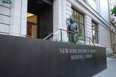 New York Historical Society Museum & Library