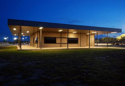 SE Skyline Ball Field Pavilion