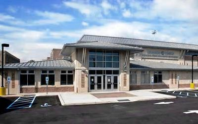 NPS Weequahic High School Gymnasium