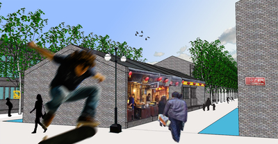 Academic work - Hydrology renewal of Beijing Imperial Gardens region
