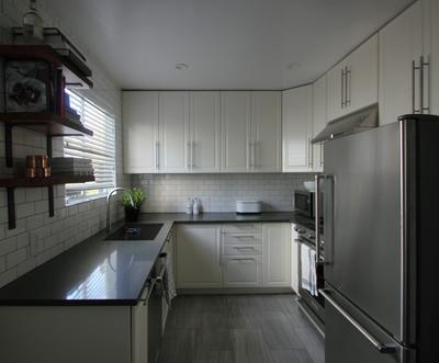 Santa Monica Kitchen/Bath Renovation