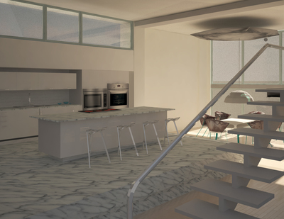Interior Project Renders
