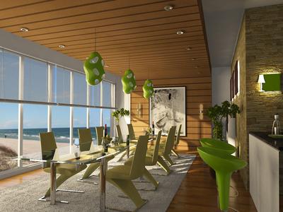 Interior design - Island Villa