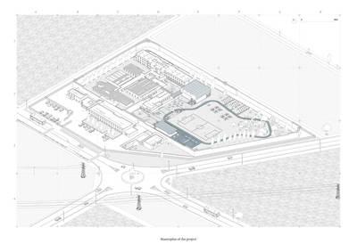 CONVIVIUM - New Sociality Spaces for Verziano's Penitentiary