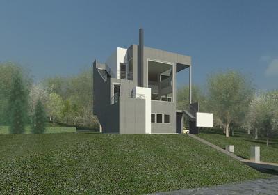 SNH #3 - Clifford O. Reid Architect