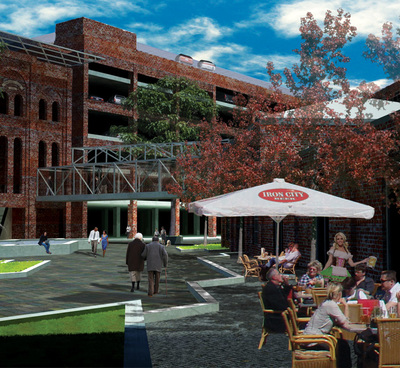 Urban Lab: Iron City Redevelopment