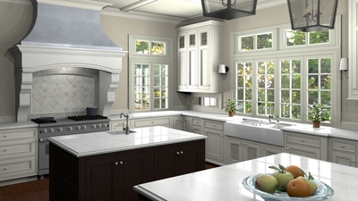 Architectural and Interior Renderings