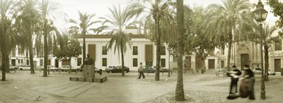 Community center. Ajerquia.