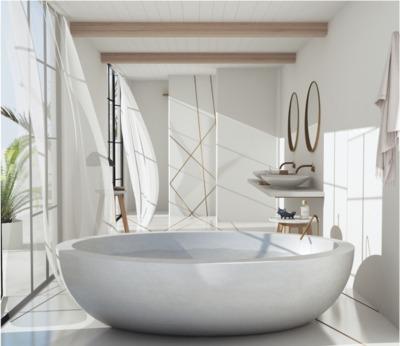 Bathroom remodeling visualizations