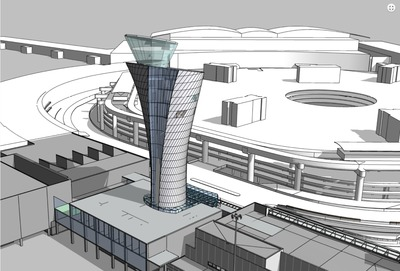 SFO New Control Tower